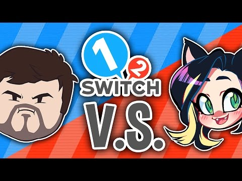 1-2-Switch►W/ BARRY! - Kitty Kat Gaming