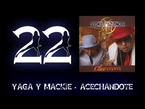 Top 50 mejores canciones reggaeton (2002-2006)
