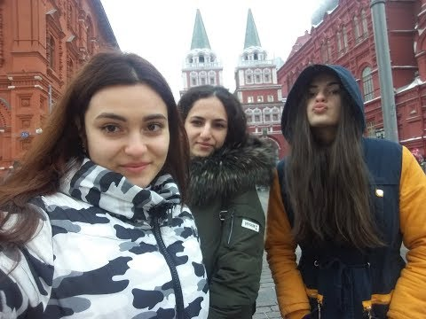 """VLOG: Russia (part2): """"Moscow City: Center""""~~~"""