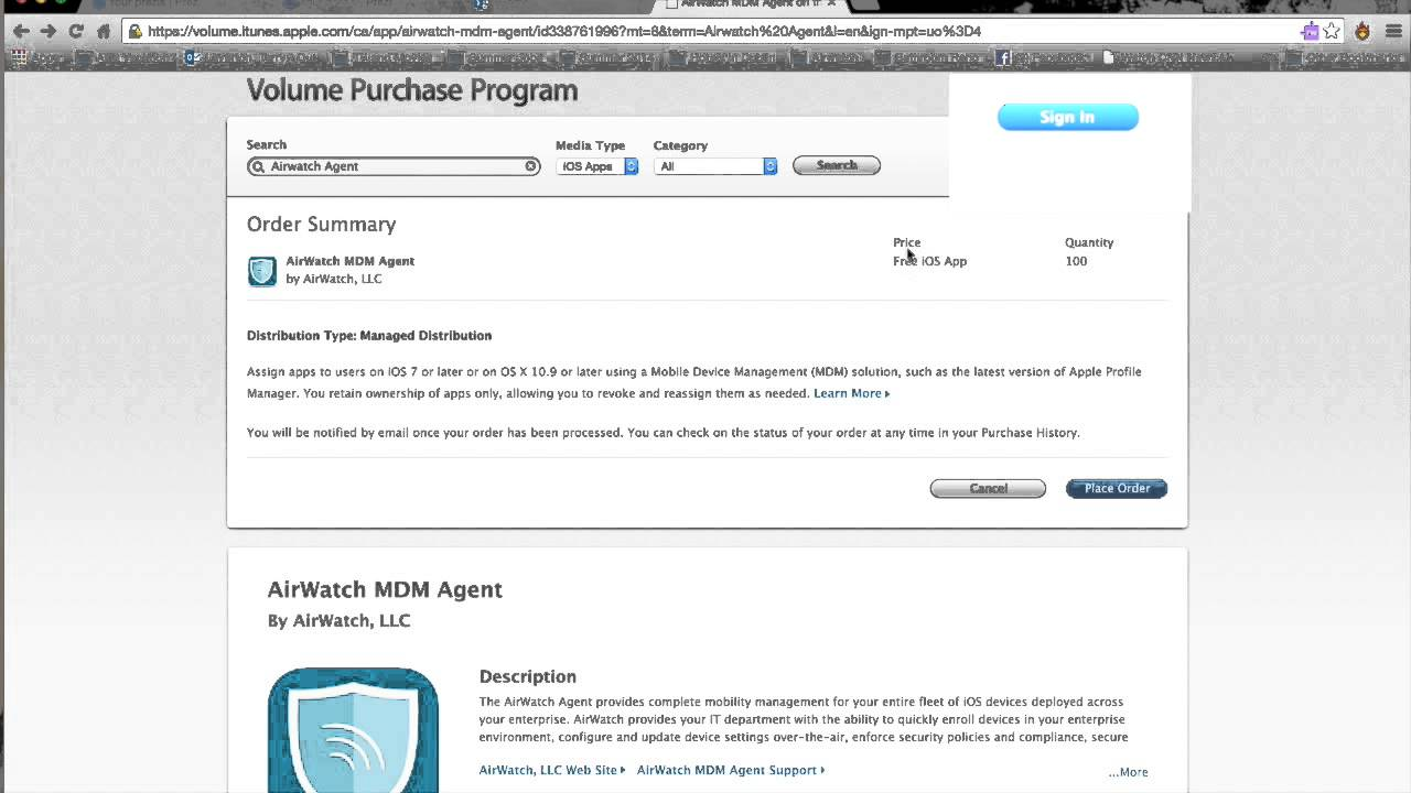 How to Use Apple's Volume Purchasing Program