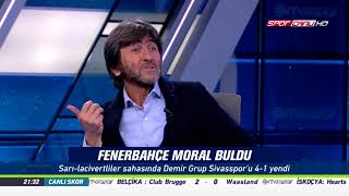 % 100 Futbol  Fenerbahçe - DG Sivasspor 19 Kasım 2017