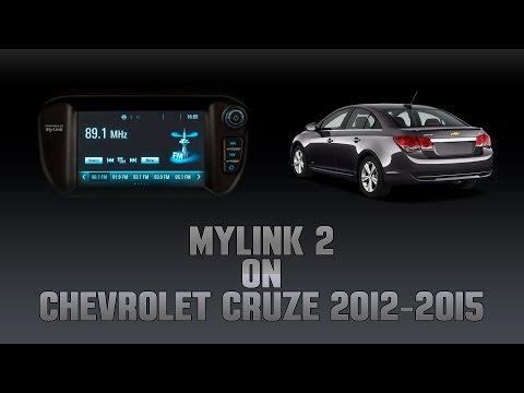 MyLink 2 On Chevrolet Cruze (2012-2015)