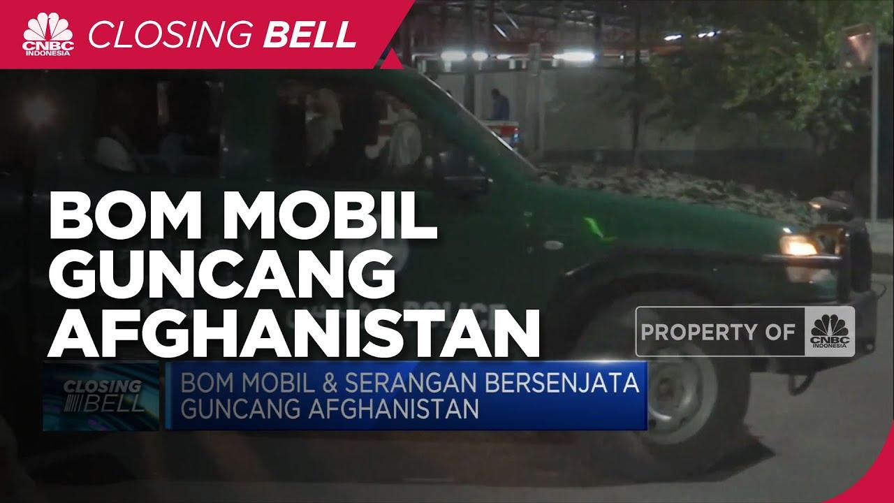 Download Bom Mobil & Serangan Bersenjata Guncang Afghanistan
