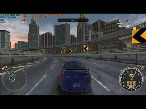 Need For Speed Most Wanted - PCSX2 1.5.0 - Ghost/Blur Image Fix & 4K Settings