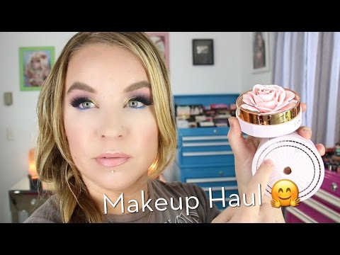Haul : Too Faced, Kat Von D, Guerlain, Estee Lauder, Lancome, Stila, MAC, Sephora, Cover F|X