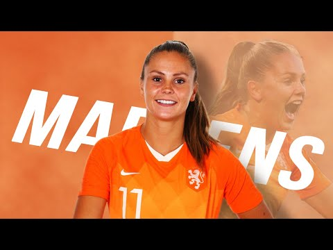 Lieke Martens - MAGIC Skills & Goals | World Cup 2019 HD