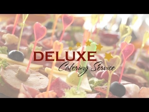 Catering Service DeLuxe