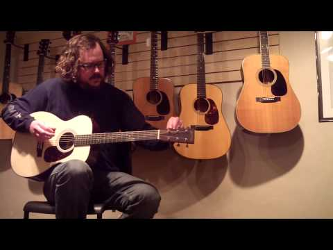 Reno's Music - Custom Shop Martin 00-28 Adirondack Spruce / Guatemalan Rosewood
