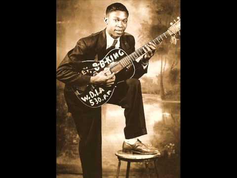 B.B King - When My Heart Beats Like A Hammer