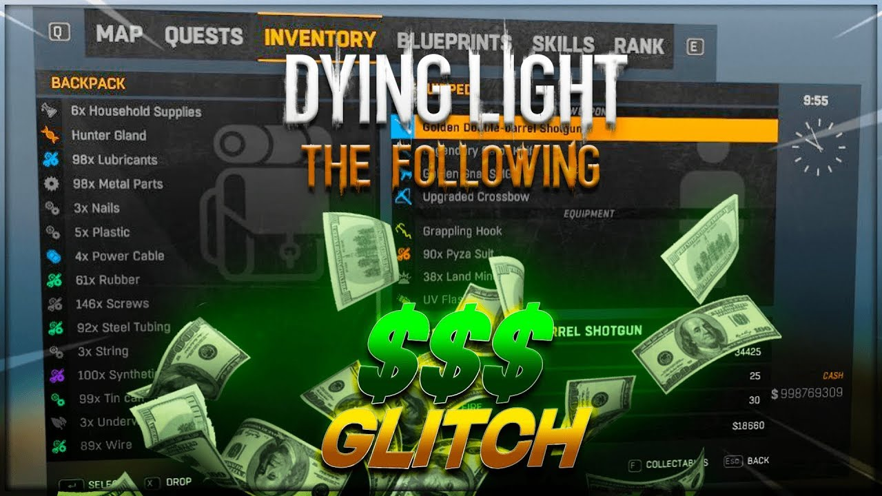 Unlimited Solo Money Glitch (No Internet Required) | Dying Light: The  Following