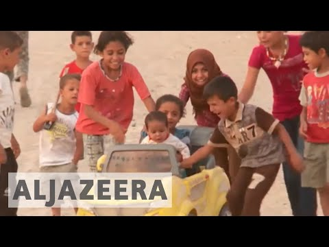 Iraq: Thousands of children orphaned in Mosul conflict
