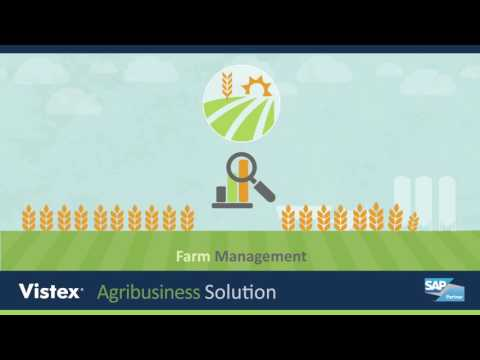 Agribusiness Solution Overview