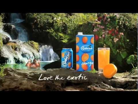 Rubicon Waterfall TV Ad