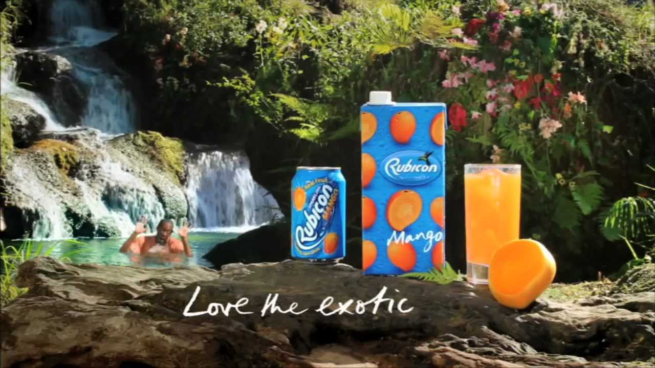 Rubicon Waterfall TV Ad