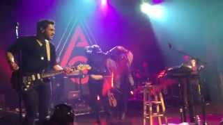 Stronger (Kanye West) + Sunday Morning (Maroon 5) - Alex and Sierra, Andy Grammer Concert NYC