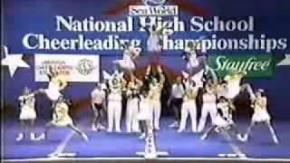 Christian Brothers High School - <b>1993 Cheerleading</b>