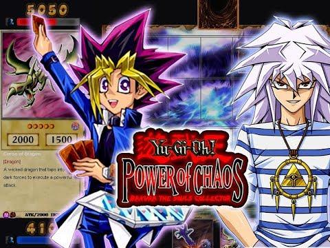 yu gi oh power of chaos bakura español