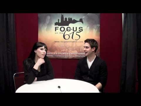 CRS 2012: Interview with Marlee Scott