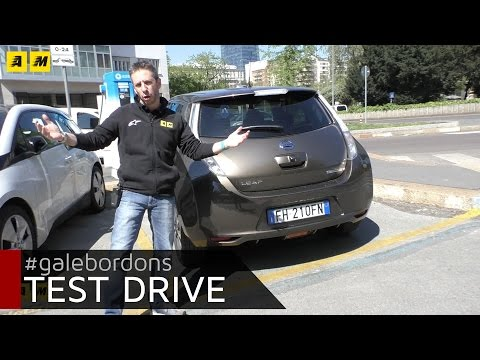 Nissan Leaf, elettrica potenziata | Test drive