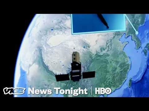 Satellites Help Predict North Korean Nuclear Tests (HBO)