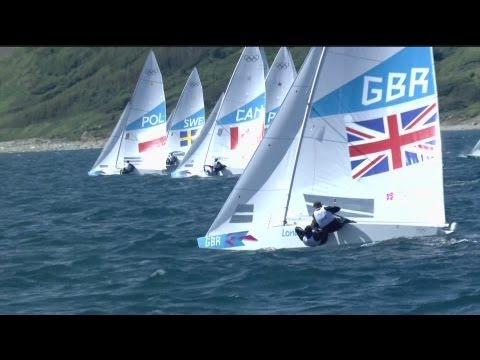 Men's Star Sailing Race 2 Full Replay - London 2012 Olympics