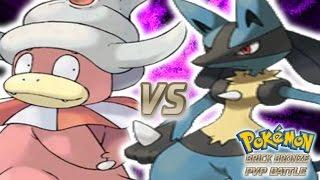 Roblox Pokemon Brick Bronze PvP Battles - #184 - Krabby111