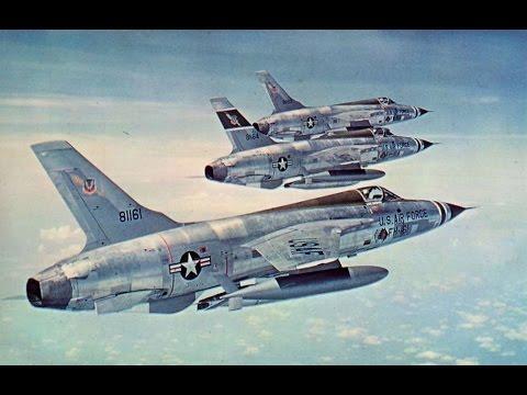 REPUBLIC F-105 THUD DOCUMENTARY