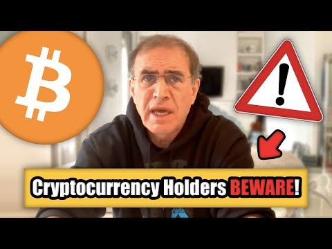 WARNING: The Cryptocurrency Market 2021 In MASSIVE Bubble And Bitcoin Going To Zero?! | THE TRUTH