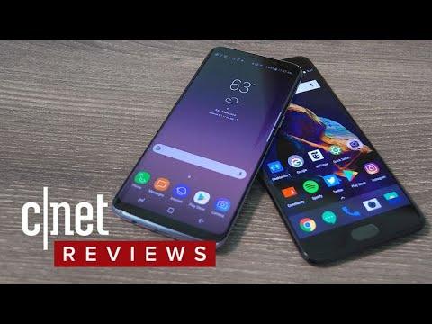 Samsung Galaxy S8 vs OnePlus 5