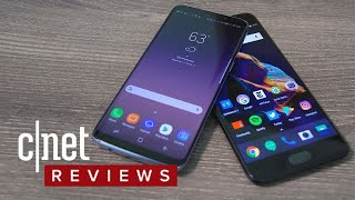 Samsung Galaxy S8 vs OnePlus 5