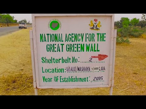 The Great Green Wall Nigeria Documentary [2020]