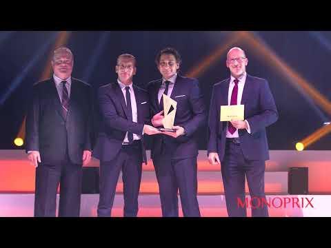 Monoprix Doha Festival City Retailer Excellence Awards 2018.