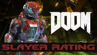 TRAINING FOR ETERNAL! - Slayer Rating on Disposal - Ketchup vs Doom MP