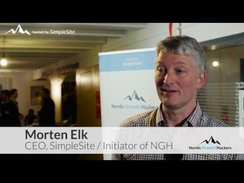Nordic Growth Hacker event #5 - Interviews