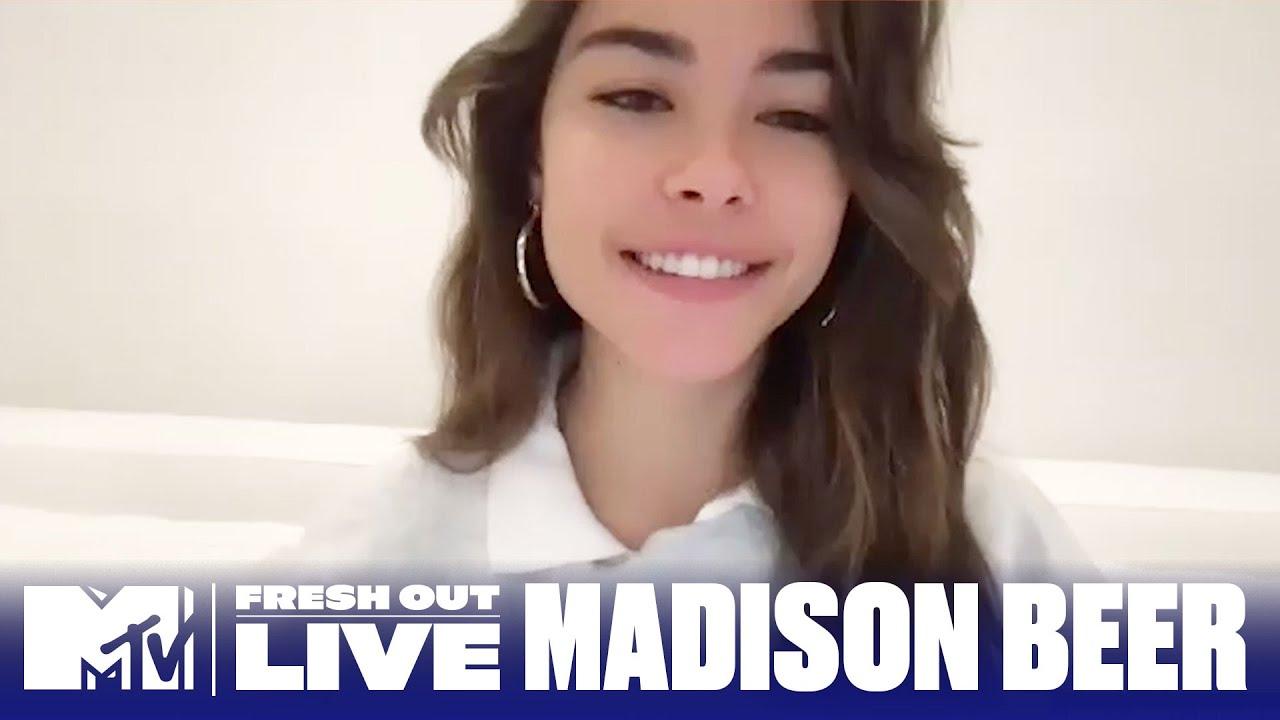 Madison Beer on Her Debut Album 'Life Support' & Working w/ Justin Bieber | #MTVFreshO