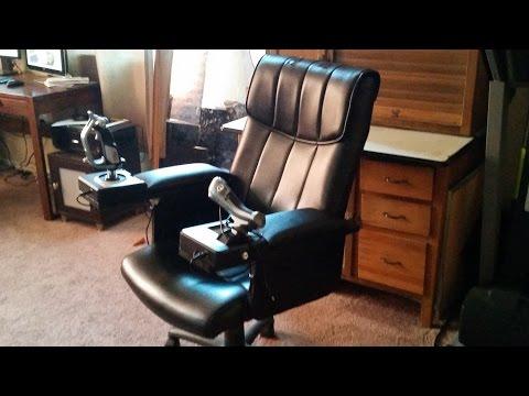 DIY Flight Chair
