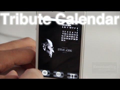 Tribute Calendar