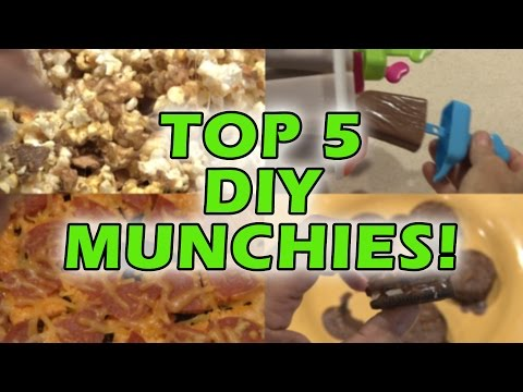 Top 5 How-to Munchies!