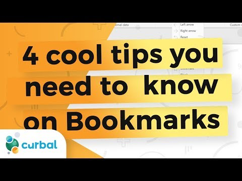 4 cool Power BI bookmark tips you need to know