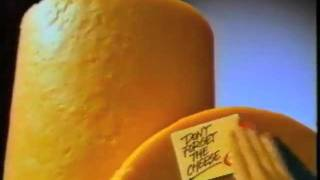 Cheese Riddle #19 - Commercial - America's Dairy Farmers - National Dairy Board - 1988