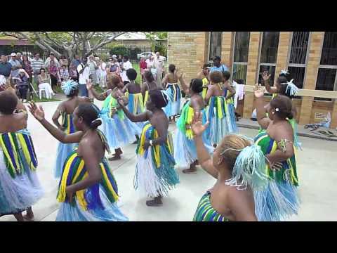 Solomon Islanders 5 @ Ballina NSW Australia