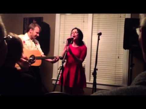 Whitney Rose performs Stupid Cupid. Studome, Winnipeg,Mb.,