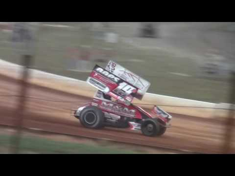 Port Royal Speedway All Star Circuit of Champions Highlights 9-09-16