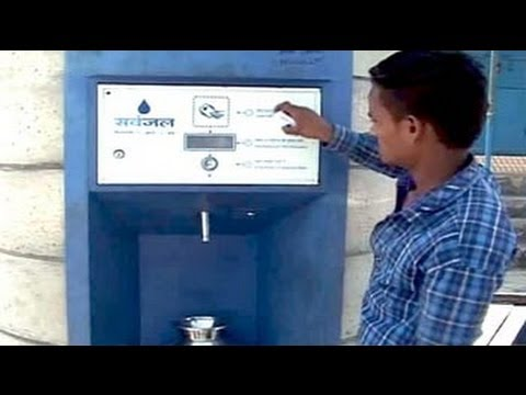 After Bangalore, now Delhi goes hi-tech with electronic water dispensers