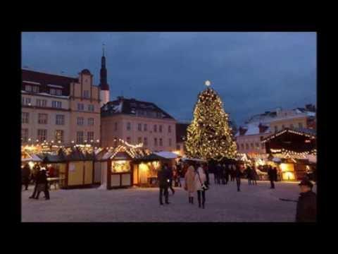 CITY OF TALLINN-ESTONIA.