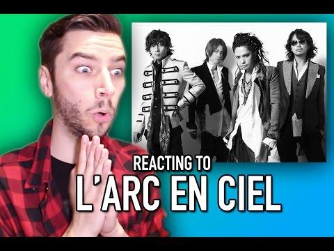 REACTING TO L'ARC EN CIEL !