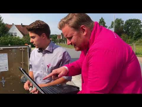 Telekom hilft News: Ein Tag mit dem Servicetechniker