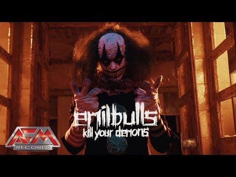 EMIL BULLS - Kill Your Demons[Uncensored Version](2017) // official clip // AFM Records