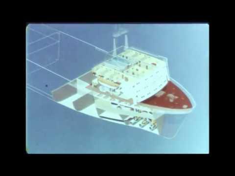 Dynamic Postioned Drillships Werf Gusto (IHC)
