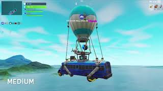 Fortnite Mobile| Quality Difference(iPhone 6s)